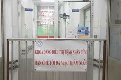 Diễn biến mới ổ cúm A H1N1 ở Bệnh viện Chợ Rẫy