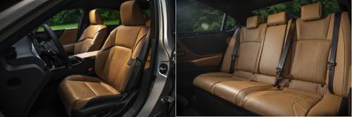 Lexus ES: Cú lột xác ngoạn mục và thế hệ xe mới
