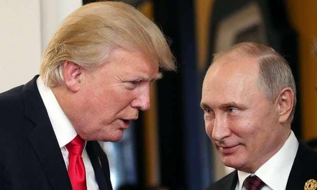 Công bố thời gian, địa điểm gặp thượng đỉnh Trump-Putin