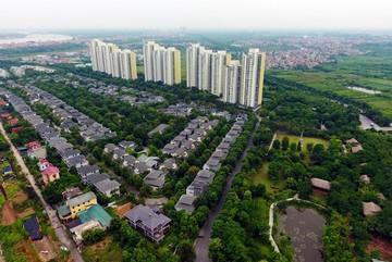 Hà Nội tiếp tục duyệt 2 tuyến đường BT kết nối Khu đô thị Ecopark
