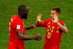 Đội hình ra sân Anh vs Bỉ: Hazard và Kane cùng ngồi ngoài
