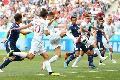 Video bàn thắng Nhật Bản 0-1 Ba Lan