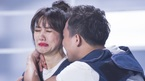 Hari Won bị chấn thương trong phần thi với Quốc Cơ - Quốc Nghiệp