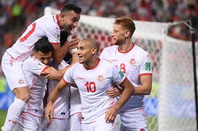 Tunisia giành chiến thắng đầu tiên ở World Cup sau 40 năm