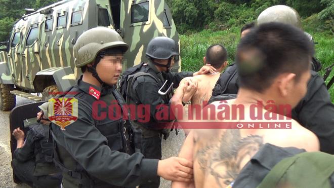 Chân dung 'ông trùm' ma túy đấu súng chống trả hàng trăm cảnh sát ở Sơn La