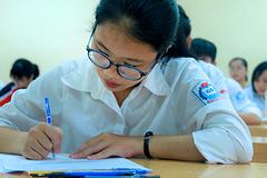 Bắt đầu rọc phách để chấm thi THPT quốc gia 2018