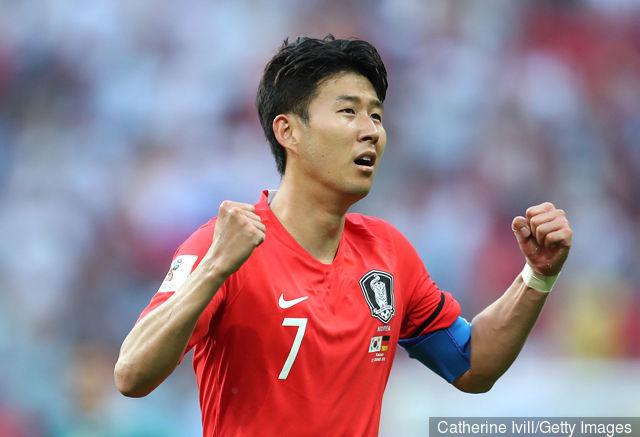 Đường tình nổi tiếng của cầu thủ Son Heung Min với loạt mỹ nhân Hàn