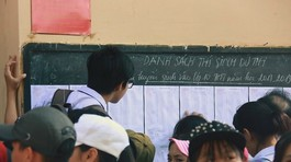 Hà Nội công bố hạ điểm chuẩn vào lớp 10 năm 2018
