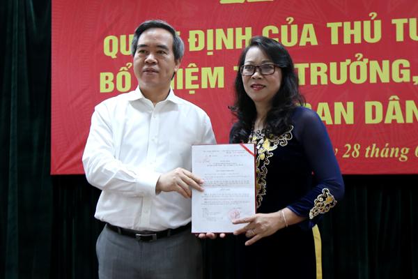 bổ nhiệm,nhân sự,Thủ tướng Nguyễn Xuân Phúc,Nguyễn Xuân Phúc