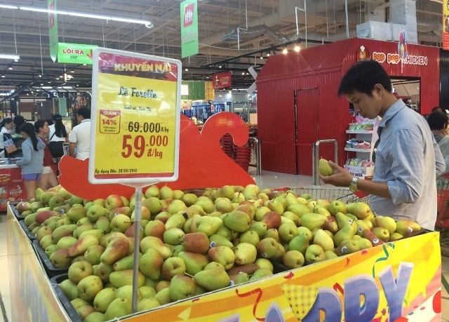 hoa quả nhập khẩu,hoa quả Trung Quốc,hoa quả ngoại