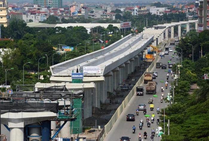 Chưa thẩm duyệt kiến trúc PCCC những con phố sắt đô thị Nhổn - ga Hà Nội
