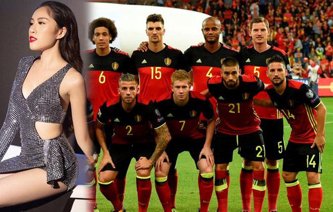 MC lọt Top 15 Hoa hậu Hoàn vũ: 'CĐV bóng đá phải mặc sexy cho mát!'