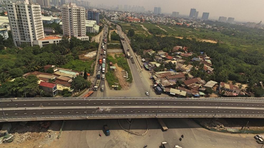 ùn tắc,thông cầu,Cát Lái,Sài Gòn