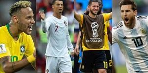 Vòng 1/8 World Cup 2018: Chỉ một kẻ rơi rụng nhói đau