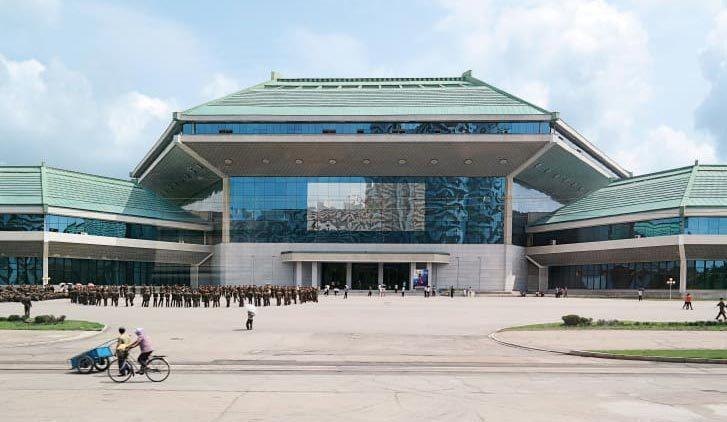 Điều lạ thường ở thủ đô Triều Tiên