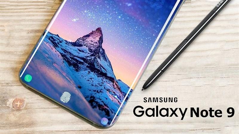 Samsung chính thức xác nhận ngày ra mắt Galaxy Note 9