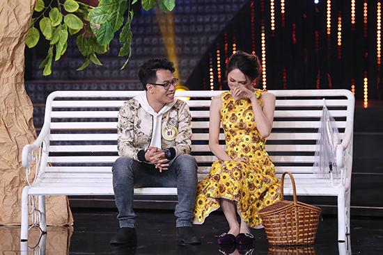 Hương Giang idol đem lòng yêu thầy giáo thể dục
