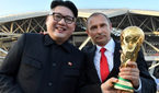 'Bản sao' Kim Jong Un, Putin làm náo loạn World Cup
