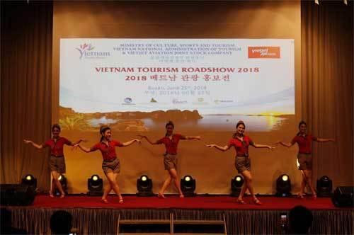 Vietjet giới thiệu du lịch Việt Nam tại Hàn Quốc