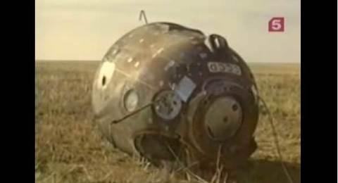 Ngày này năm xưa: Thảm kịch trên tàu vũ trụ Liên Xô
