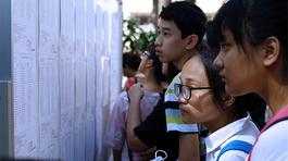 Hà Nội công bố điểm chuẩn vào lớp 10 năm 2018