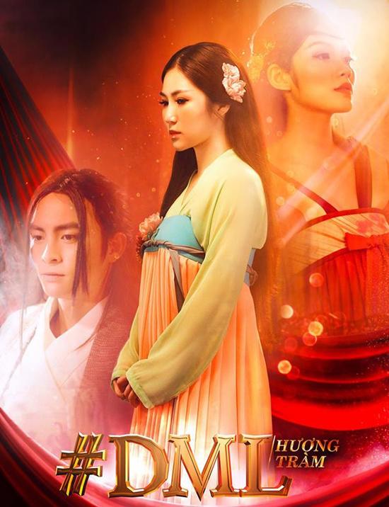 Hương Tràm vừa hát vừa diễn 'ngọt lịm' trong MV mới