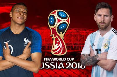 Kèo Pháp vs Argentina: Tiễn Messi về nước
