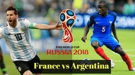 Đội hình ra sân trận Pháp vs Argentina: Giroud đá chính