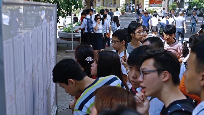 Các bước cần làm sau khi trúng tuyển lớp 10 ở Hà Nội