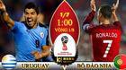 Chuyên gia chọn kèo Uruguay vs Bồ Đào Nha: Đánh úp