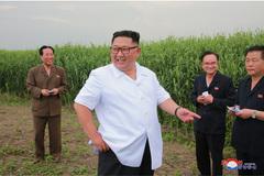 Kim Jong Un thị sát gần Trung Quốc