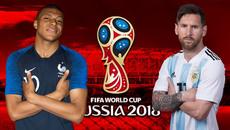 """Chuyên gia Việt chọn Pháp,Uruguay, ông Hải """"lơ"""" cược Argentina"""