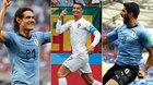 """Ronaldo """"chấp kèo"""" Suarez và Cavani trước giờ G"""