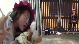 'Hot girl' Bella tuyệt thực, đòi ôm con rời Trung tâm bảo trợ xã hội