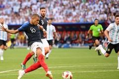 Video bàn thắng Pháp 4-3 Argentina