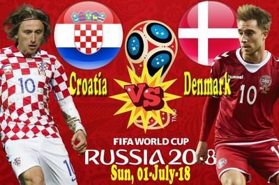 Croatia vs Đan Mạch: Vũ điệu chiến binh Balkan