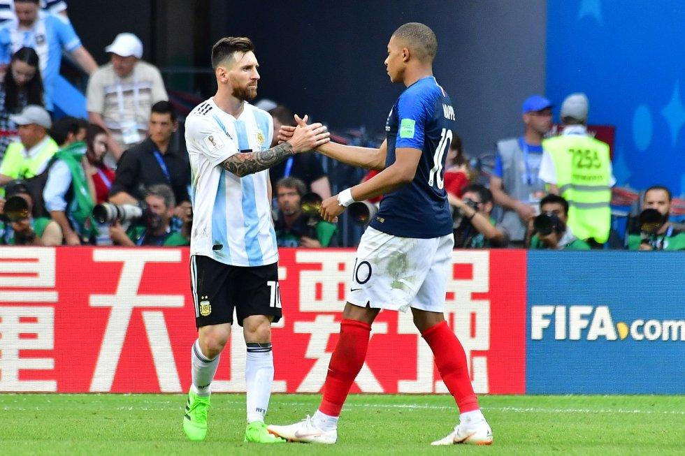 Rực rỡ Kylian Mbappe, kẻ nhấn chìm Messi và Argentina!