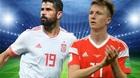 Kèo Tây Ban Nha vs Nga: Chủ nhà dừng bước