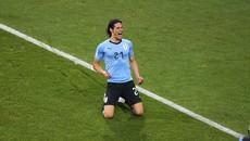 Video bàn thắng Uruguay 2-1 Bồ Đào Nha