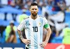 Thua bẽ bàng, Messi giã từ màu áo tuyển Argentina