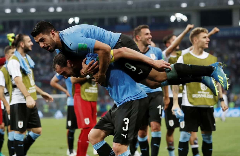 Chấm điểm kết quả Uruguay 2-1 Bồ Đào Nha