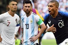 Messi, Ronaldo tan mộng World Cup: Sao lại theo cách thế này?