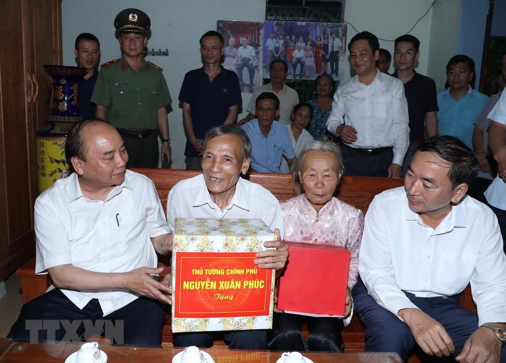 Thủ tướng: Thái Nguyên cần đa dạng hóa phát triển kinh tế