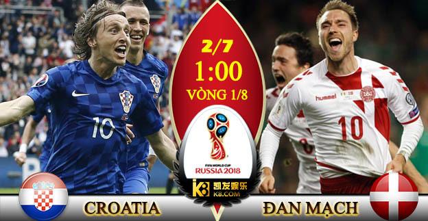 Chuyên gia chọn kèo Croatia vs Đan Mạch: Ôm trọn Croatia