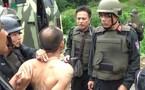 Vụ bắt ma túy ở Vân Hồ Sơn La