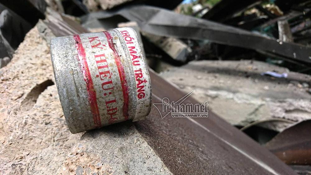 San phẳng sào huyệt ẩn náu của trùm ma túy Nguyễn Thanh Tuân
