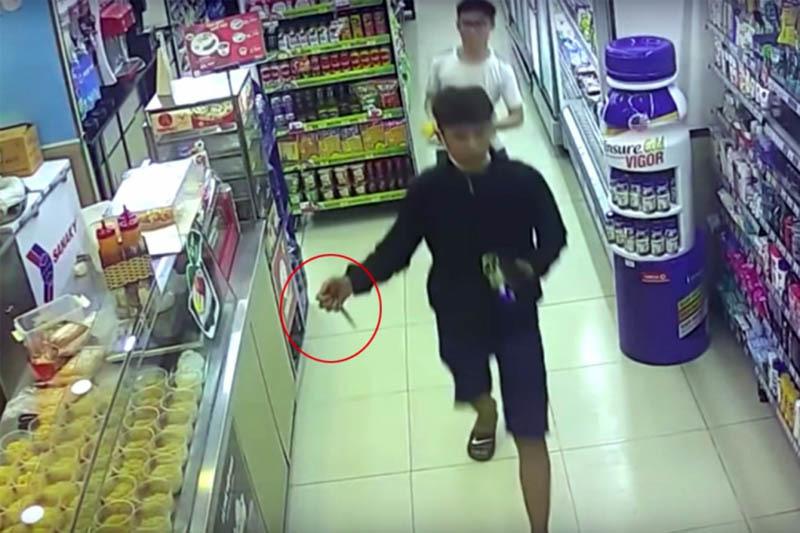 9 nghi can cướp cửa hàng tiện ích ở Sài Gòn bị tạm giữ