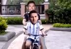 Video chế Messi cùng Ronaldo 'đi thật xa để trở về' được chia sẻ chóng mặt