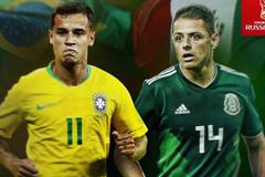 Kèo Brazil vs Mexico: Theo bước vũ công samba