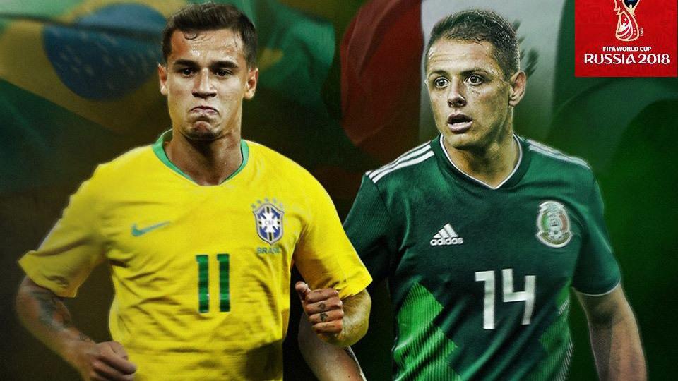 Lịch thi đấu và trực tiếp World Cup 2018 hôm nay 2/7